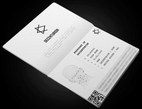 Паспорт государства Децентурион