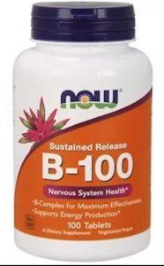 комплекс витаминов B фото