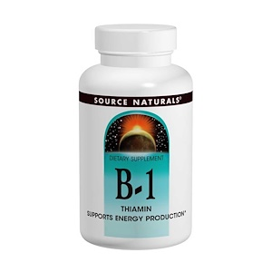 витамин B1 тиамин фото